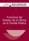 Funciones del Director de la Oficina de la Fiscalía Pública